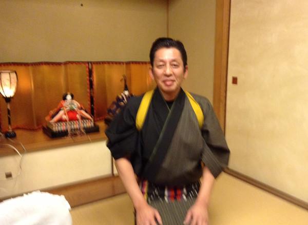 平野寿将さんのお料理の続きです。: 河野美代子のいろいろダイアリー