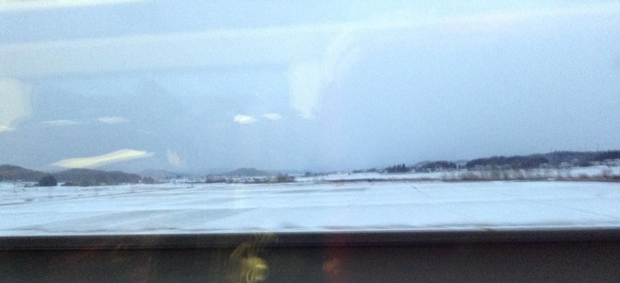 東京に向かっています。