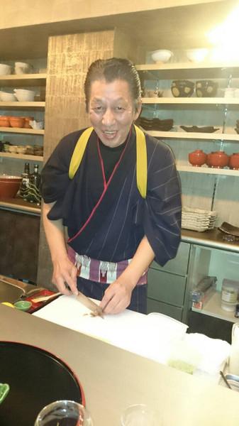 馳走 啐啄一十」平野寿将さんのお料理: 河野美代子のいろいろダイアリー